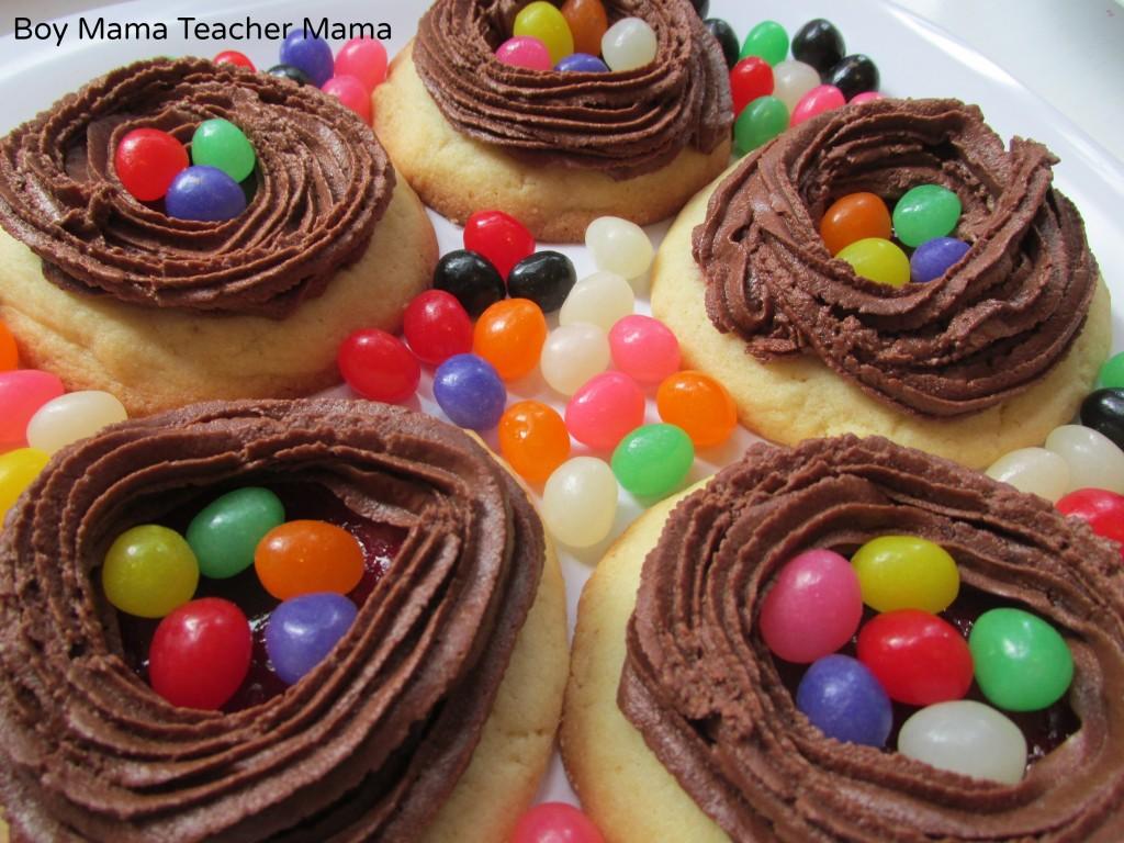 Boy Mama Teacher Mama  Bird's Nest Cookies 7.jpg