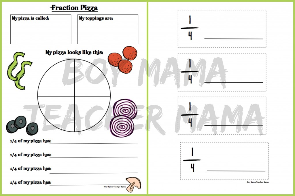 Boy Mama Teacher Mama  Teaching Fractions with Pizza.jpg