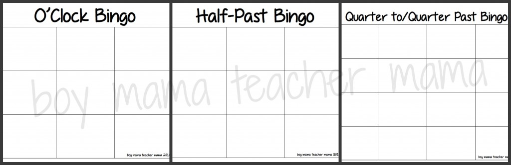 Boy Mama Teacher Mama  Time Bingo Games.jpg