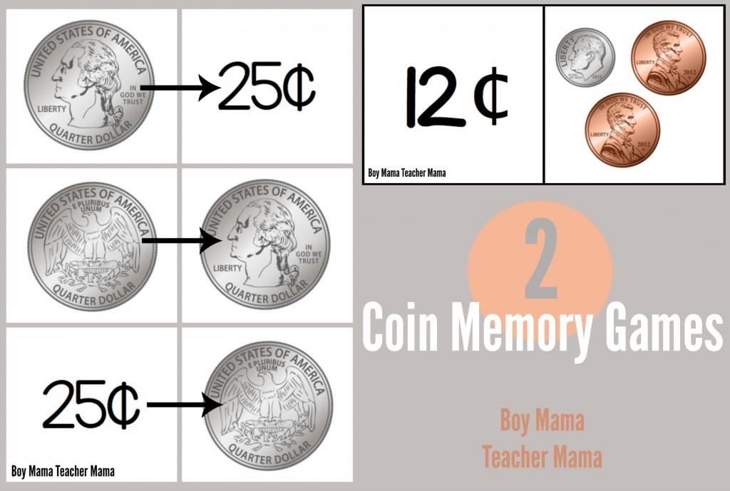Boy Mama Teacher Mama  2 Coin Memory Games.jpg