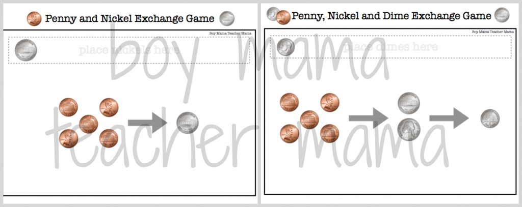 Boy Mama Teacher Mama  Coin Exchange Games .jpg
