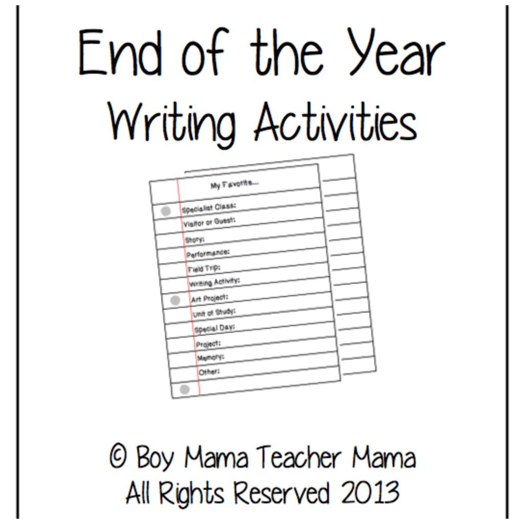 Boy Mama Teacher Mama  End of the Year Activities 4.jpg