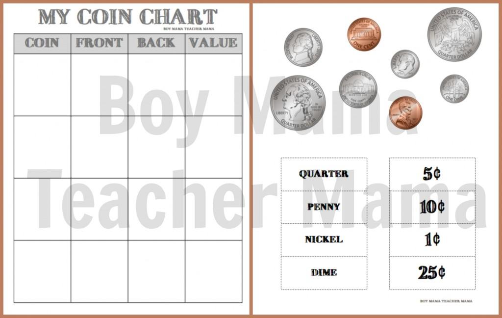 Boy Mama Teacher Mama  Teaching about coins.jpg