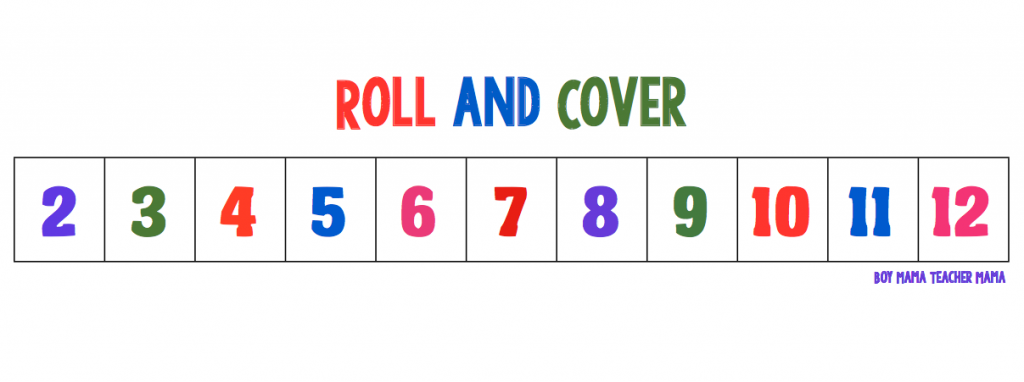 Boy Mama Teacher Mama | Roll and Cover