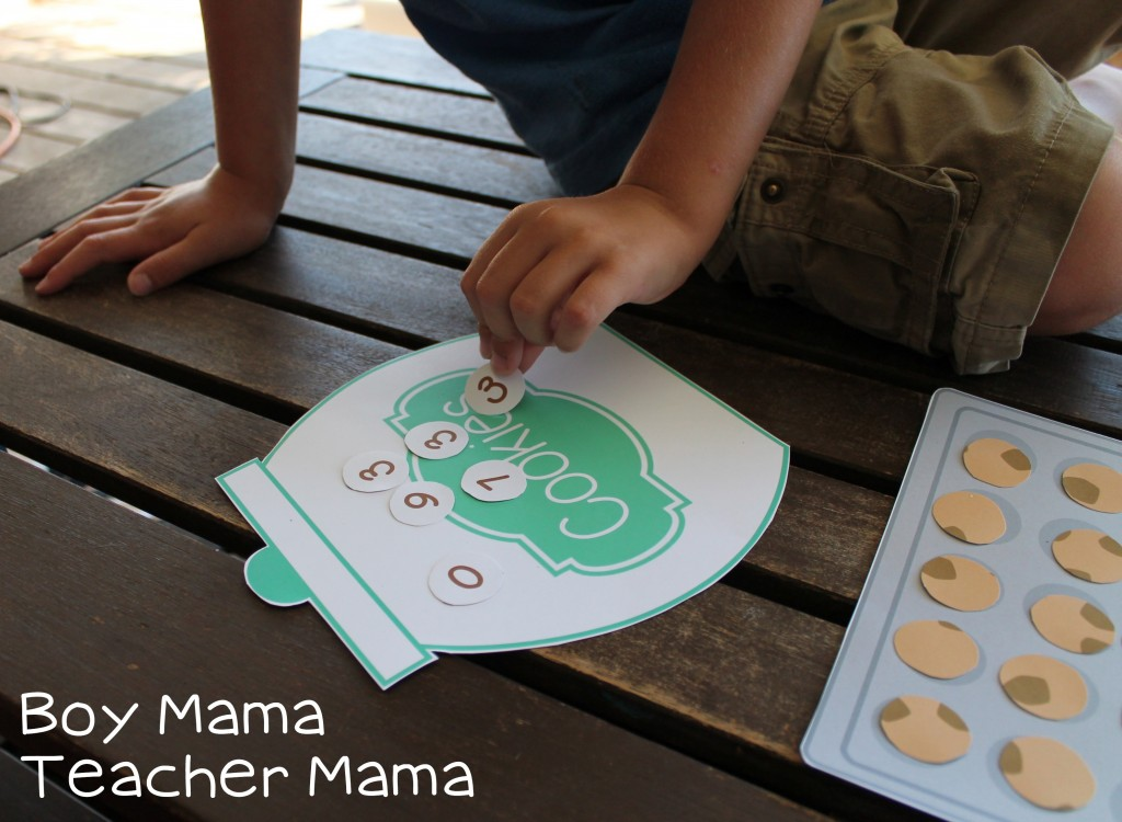 Boy Mama Teacher Mama Cookie Sheet Math Game 8.jpg