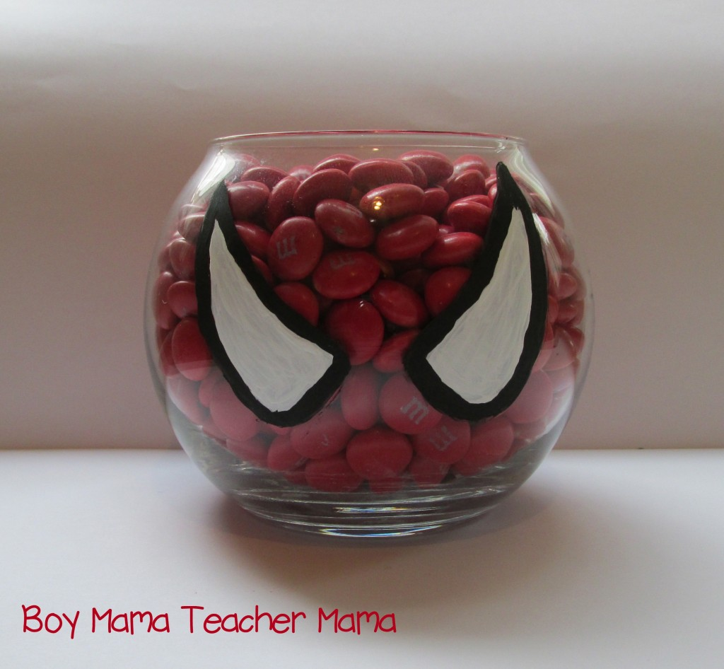 Boy Mama Teacher Mama  Spiderman Party 4.jpg