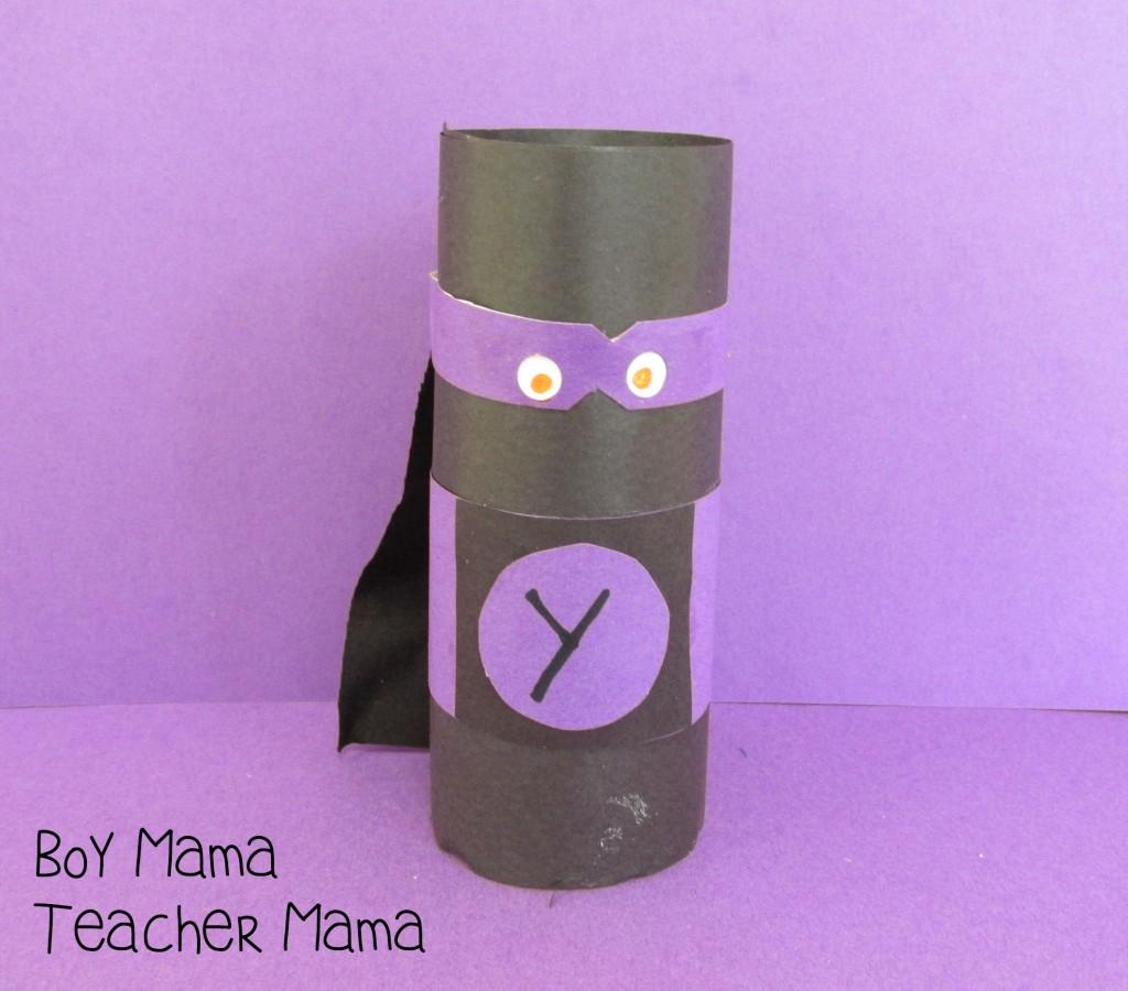 Boy Mama Teacher Mama  Superhero Vowels 4