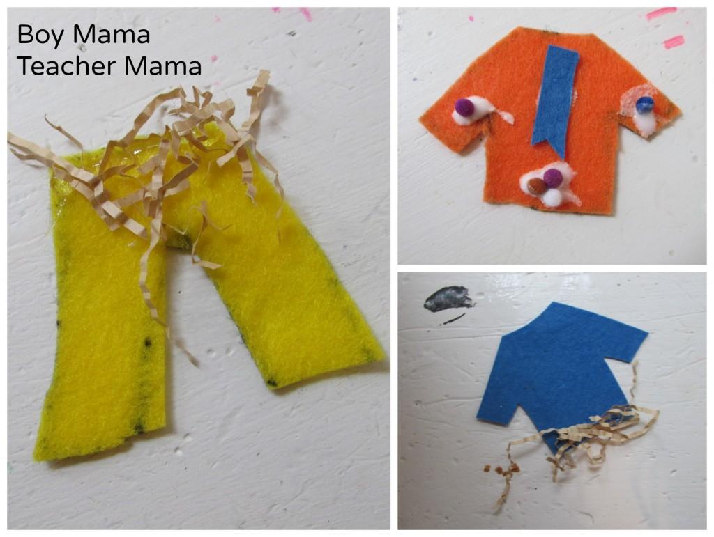 Boy Mama Teacher Mama  Five Little Scarecrows 4