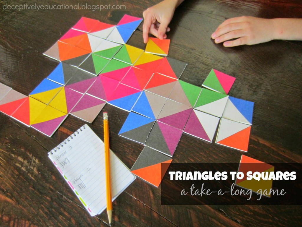 Triangles to Squares_General