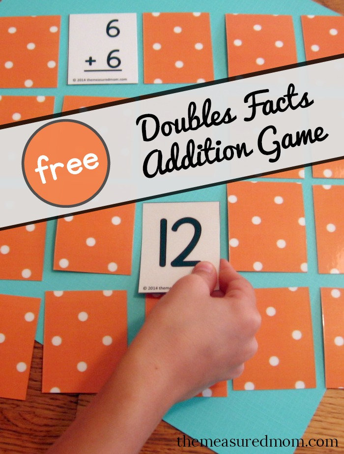 doubles-addition-facts