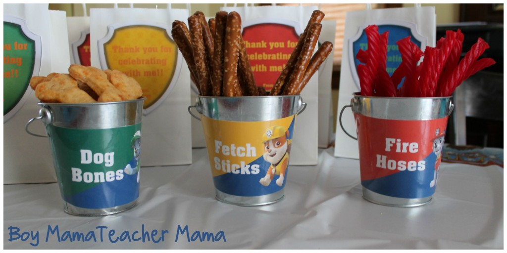 Boy Mama Teacher Mama Paw Patrol Party 6