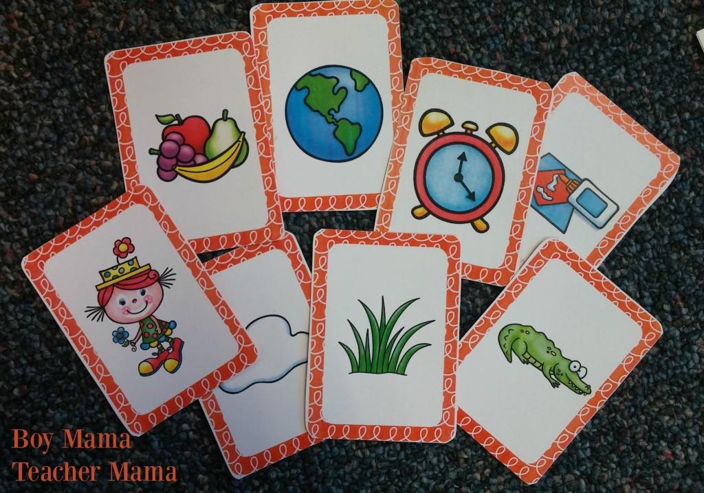 Boy Mama Teacher Mama Blends gr, cr, cl, fr, gl)