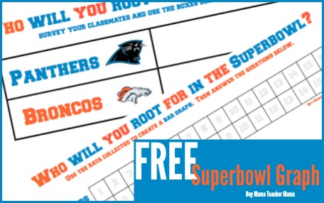 Boy Mama Teacher Mama FREE Superbowl Graph (featured)